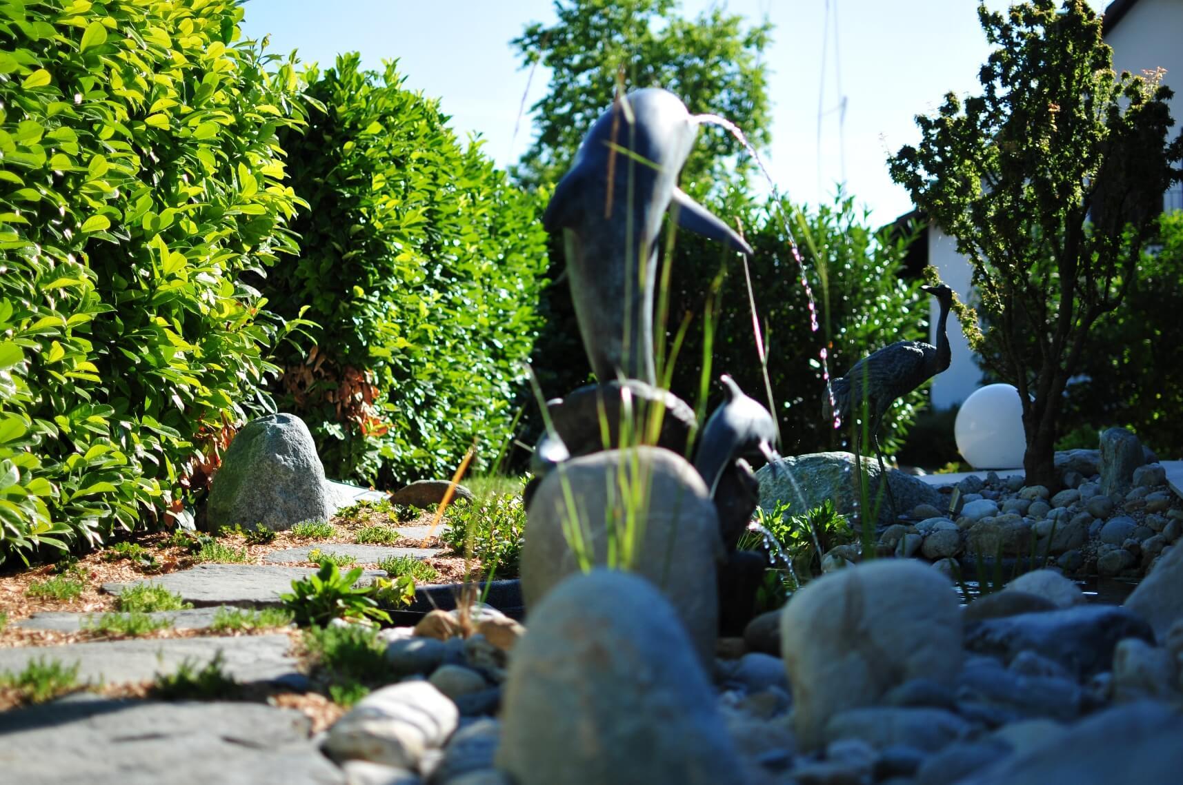 michael ellig étang bassin eau cours riviere paysagiste statues aellig paysages (5)