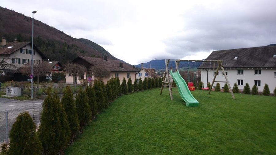 aellig paysagiste places de jeux toboggan balançoires enfants professionel securisé (2)