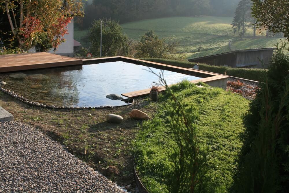aellig paysages piscines naturelles koi poissons exterieur jura bernois camionettes vertes vert flash pet paysagiste (2)