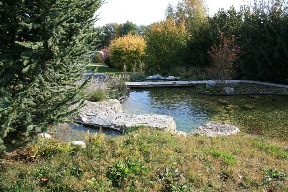 aellig paysages piscines naturelles koi poissons exterieur jura bernois camionettes vertes vert flash pet paysagiste (5)